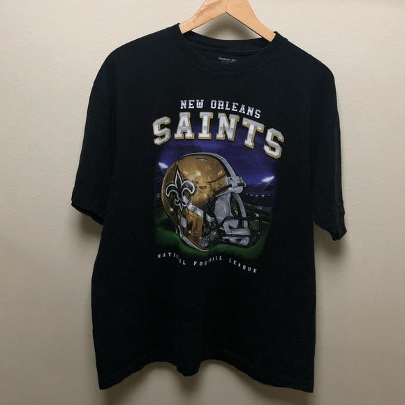 Reebok Other - New Orleans Saints reebok graphic tee